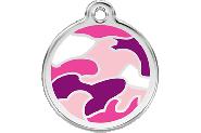 "Gravurmarke ""Camouflage pink"""