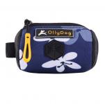 """OllyDog Gassibeuteltasche - Scoop Pick-Up Bag """"Aloha Blue"""""""