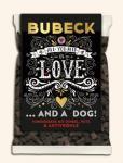 """Bubeck Edition """"The dark side of Bubeck"""" - Pute, Dinkel & Aktivkohle (getreidefrei)"""