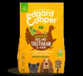 "Edgard & Cooper - Trockenfutter ""Bio Freilandtruthahn & -Huhn"" 700g"
