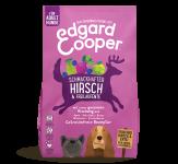 """Edgard & Cooper - Trockenfutter """"Frischer Hirsch & Freilandente"""" 2,5kg"""
