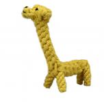 """Baumwollknoten-Spielie """"Giraffe """""""