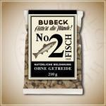 Bubeck No 2 mit Fisch