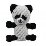 """Baumwollknoten-Spielie """"Panda"""""""