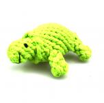 """Baumwollknoten-Spielie """"Turtle"""""""