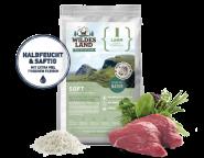 Wildes Land - Soft Lamm mit Reis & Wildkräutern 5kg