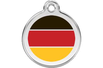 """Gravurmarke """"Deutsche Flagge"""""""