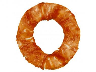 Rinderhaut Donut mit Huhn ummantelt - ca 225 g/Stk.