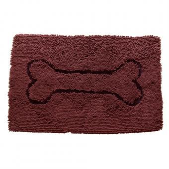 """Dirty Dog Doormat """"schoko"""""""