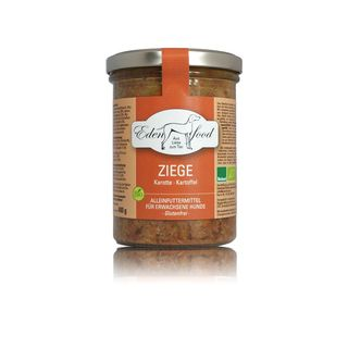 Edenfood - Hundemenü Bio-Ziege 1