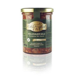 Edenfood - Hundemenü Holledauer Wildmenü - limited edition