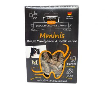 QCHEFS - Mminis mit Hüttenkäse und Buchweizen