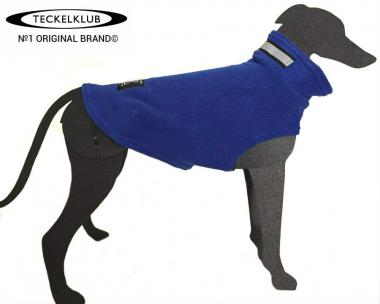 "Outdoor-Fleecepulli ""The Fuzzie"" in Mittelblau"