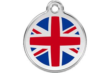 """Gravurmarke """"UK Flag"""""""