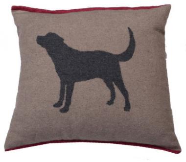 "David Fussenegger's Hundekissen ""Labrador"" 50 x 50 cm"