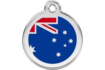 """Gravurmarke """"Australische Flagge"""""""