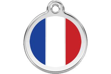 """Gravurmarke """"Französische Flagge"""""""