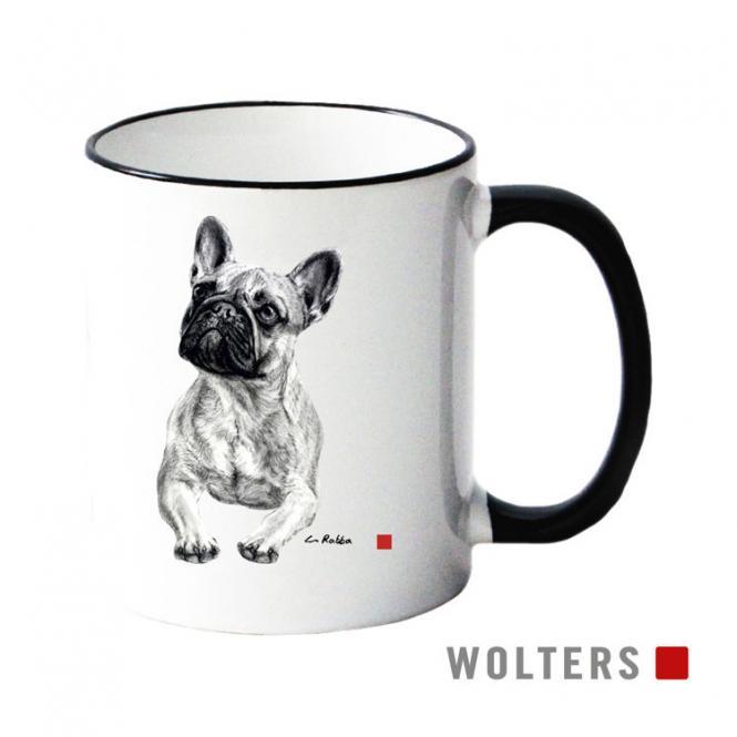 """Wolters - Lieblingsbecher """"Französische Bulldogge"""""""