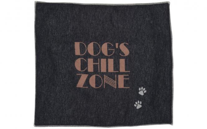 """David Fussenegger's gefütterte Hundematte """"Chillzone"""" 80 x 70 cm"""