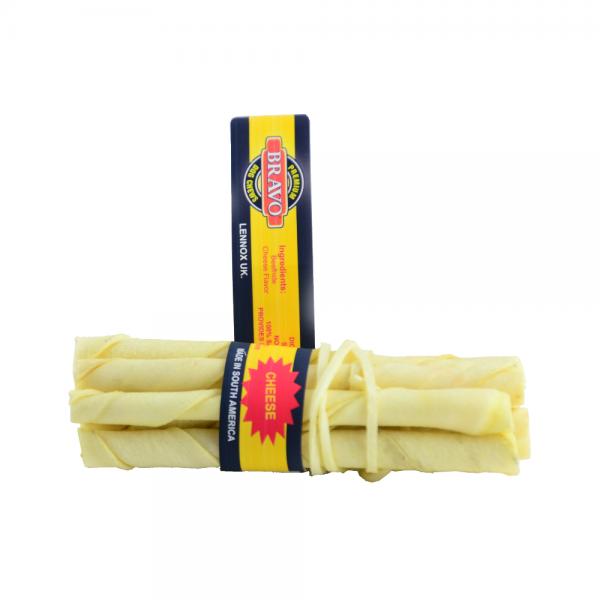 "BRAVO ""Cheese Flavour Twisted Sticks - 10er"""