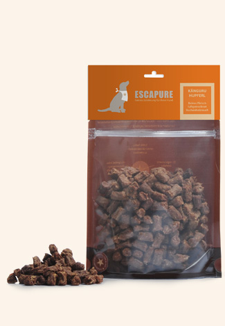 "ESCAPURE ""Känguru-Hupferl"" 150 g"