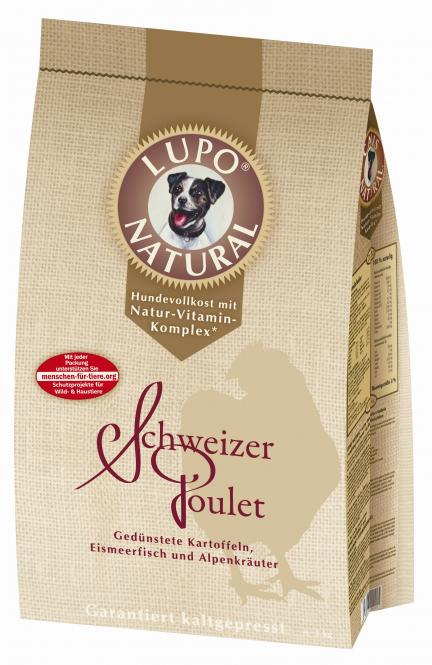 Lupo Natural - Swiss Poulet