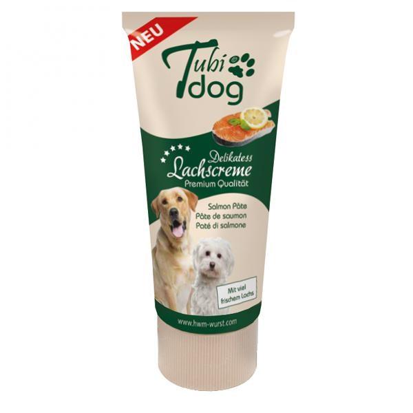 Tubi Dog Lachscreme