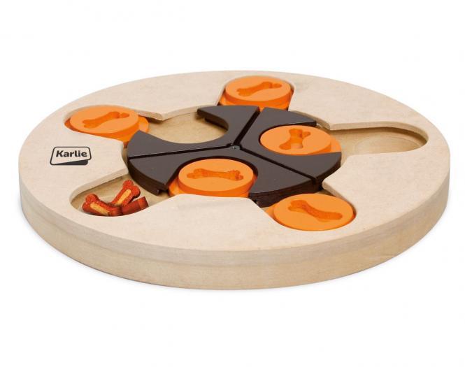 Wooden Brain Train Athena – Intelligenzspielzeug für Hunde