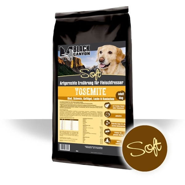 BLACK CANYON Soft: Yosemite - 5 Sorten Fleisch 5 kg