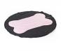 """Luxus-Fleecedecke aus Kanada """"pink bone"""""""